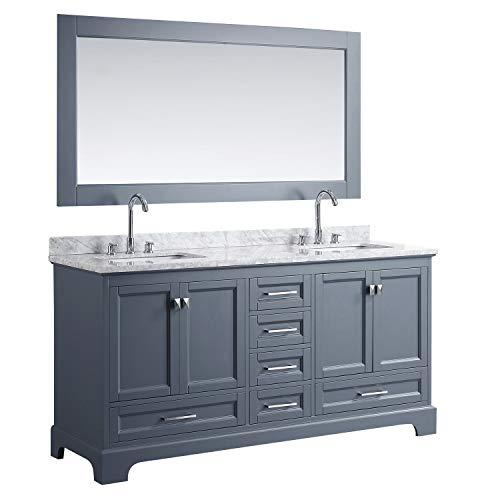 Luca Kitchen & Bath LC72JGW Chole 72