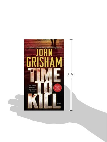 A-Time-to-Kill-A-Novel