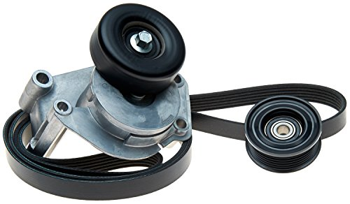 ACDelco ACK060874 Professional Automatic Belt Tensioner and Pulley Kit with Tensioner and Belt Pulley