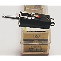 PHONOGRAPH NEEDLE CARTRIDGE ASTATIC 78 EV 167 FOR RCA 111197 RCA 973705-8