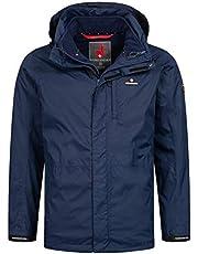 Höhenhorn Arcalod 3-in-1 winterjas voor heren, dubbele jas, waterdicht