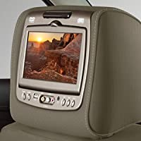 General Motors Genuine GM 23309572 RSE Head Restraint DVD System