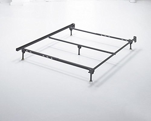 Frames and Rails Bolt on Bed Frame Queen