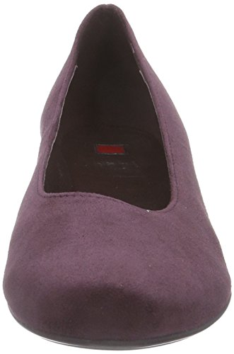 Violett Women's 8100 10 HÖGL 8100 4202 Purple Closed Pumps 0 zqCIHH8