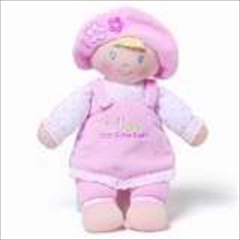 GUND God Bless Baby Dolly 14 Plush