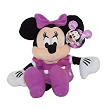 Minnie Mouse Plush - Minnie Mouse Doll (9 Inch)