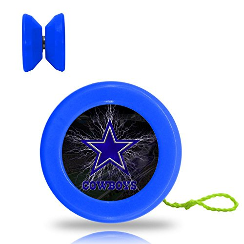 M.Y Yo-Yo Professional Ball Bearing Axle Yoyo for Pro Tricks Cowboys (Dallas Cowboys Pinata)
