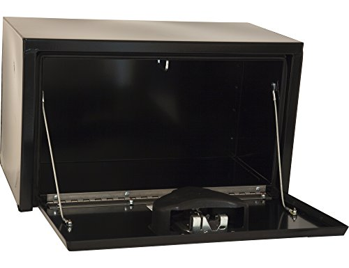 Tool Boxes Buyers Products Black Steel Underbody Truck W/ Paddle Latch (18x18x36 724920069281 | eBay