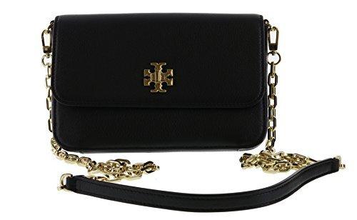 tory-burch-mercer-classic-cross-body-bag-clutch-purse-style-no-31409-black