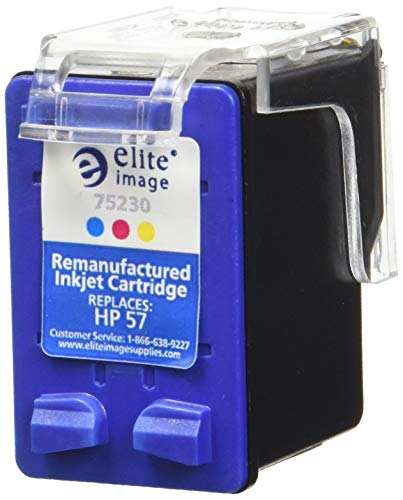 Elite Image Remanufactured Ink Cartridge Replacement for HP ELI75230 ( Cyan,Magenta,Yellow ) from Elite