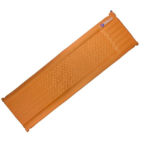(Big Agnes Stillwater Sleeping Pad - Gold/Gray Long)