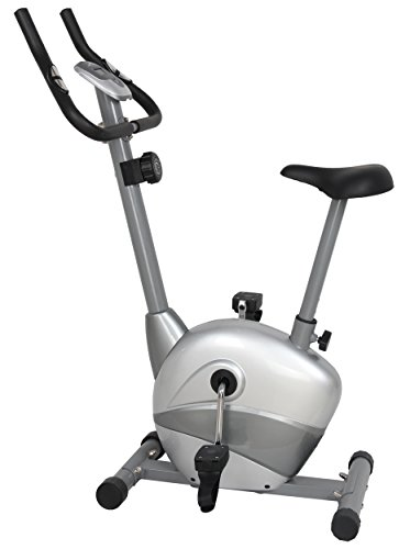 US Pride Furniture FN98009B Gym for Fitness Upright Magnetic Exercise Bike US Pride Corp -- DROPSHIP