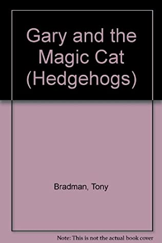 book cover of Gary and the Magic Cat