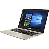 CUK ASUS VivoBook Pro Gamer Notebook (Intel Quad Core i7-7700HQ, 32GB RAM, 500GB NVMe SSD + 2TB, NVIDIA Geforce GTX 1050 4GB, 15.6 Full HD IPS 120Hz, Windows 10 Home) - Best Gaming Laptop Computer