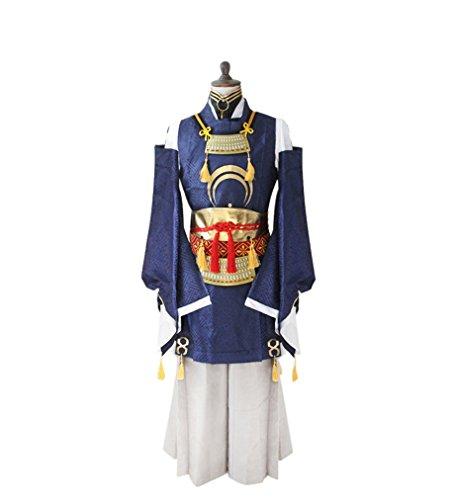 The Sword Dance Touken Ranbu Online cosplay costume Mikazuki Munechika pre made (Kids Costumes Online Australia)