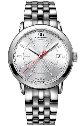 88-Rue-du-Rhone-Silver-Dial-Stainless-Steel-Mens-Watch-87WA120064