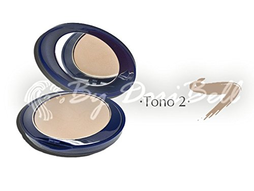 Maquillaje Matte Compact Make-Up FPS 50+ Tono 2 10gr. By DoriBell