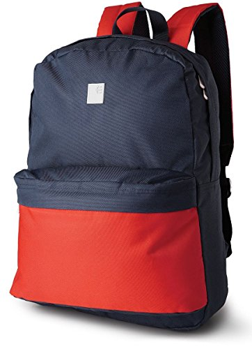 etnies Entry Navy Orange Nylon New Mens Womens Unisex Shoulder Bag (Etnies Bag)