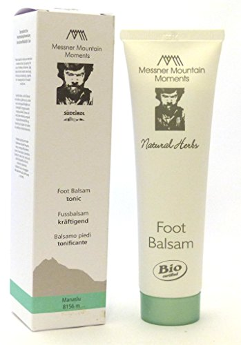 Fußbalsam Bio Messner Mountain Magic Moments 150 ml