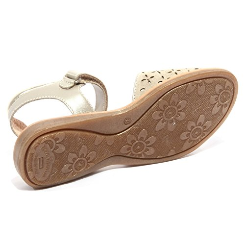 B1840 Scarpa Nero Giardini Shoes Kids Beige Bimba Sandalo Fqt5rt