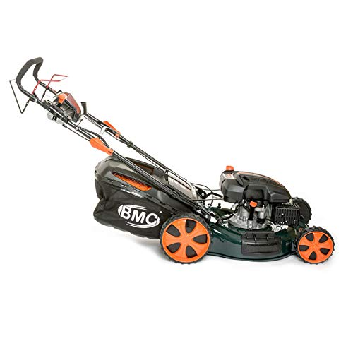 BMC Lawn Racer 21' Self Propelled Electric Push Button Start Lithium Ion...