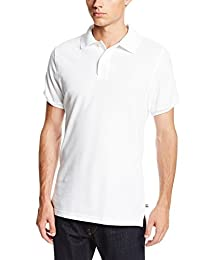 Lee Uniforms Mens Modern Fit Short Sleeve Polo Shirt