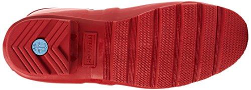 Military Red Stivali Mlr di Donna Gomma Original Hunter Short Rosso Womens qwxg8ZBZ