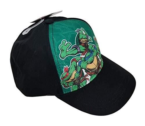 Ninja Turtles Baseball Cap 100% Cotton - Toddler