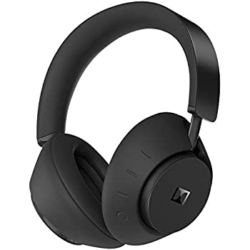 66f1d211d5f Dolby Dimension Wireless Bluetooth Headphones Over Ear with Active Noise  Cancellation (Black) with Dolby LifeMix - Perfected for Entertainment at  Home On TV ...
