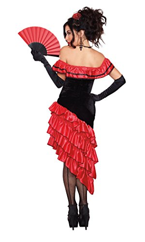 Yeti Cyber Monday Sale >> Women's Spanish Dancer Costume (Dreamgirl) - Funtober