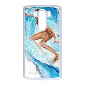 LG G3 Phone Cases White Charlie's Angels BOK498002