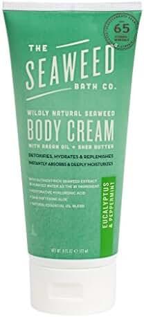 The Seaweed Bath Co. Body Cream, Eucalyptus & Peppermint