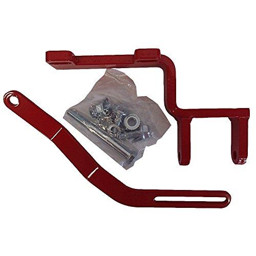 New Case IH Farmall Alternator Bracket Kit A AV B C 100 130 200 230 Super A +