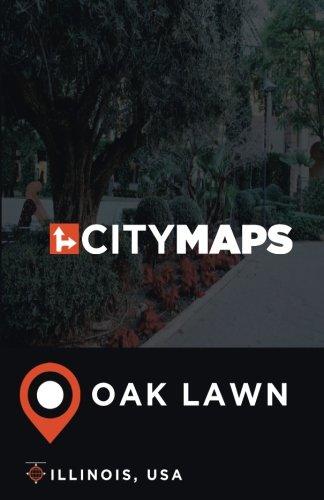 Illinois Lawn Guide - City Maps Oak Lawn Illinois, USA