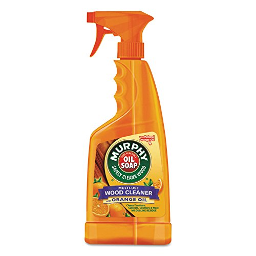 Spray Formula, All-Purpose, Orange, 22 Oz Spray Bottle, 9/ca