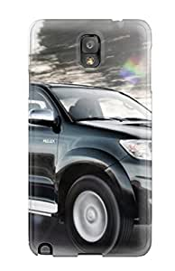 New Arrival Hard Case For Galaxy Note 3 Toyota Hilux 15