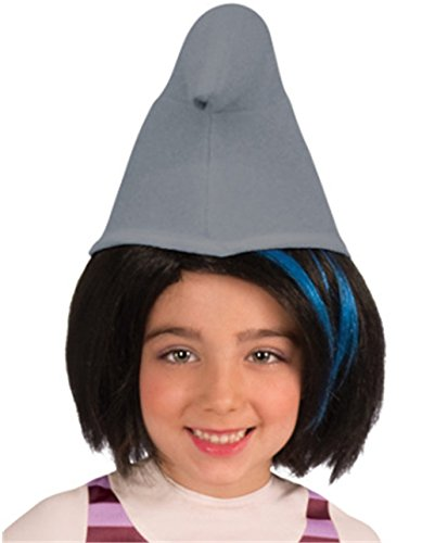 Rubie's Costume The Smurfs 2 Vexy Wig, Blue/Black, One Size]()
