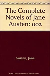 The Complete Novels Of Jane Austen Vol 2 Emma Northanger Abbey Persuasion