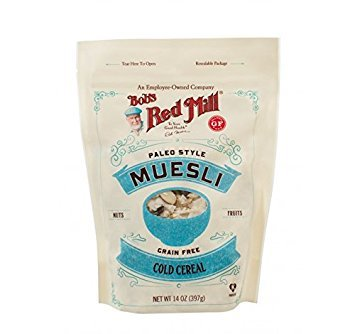 (Bob's Red Mill | Grain Free Cold Cereal | Paleo Style Muesli | Real Dried Fruits | 14 OZ)