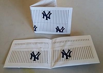 New York Yankees MLB Bi-Fold Duct Tape Wallet