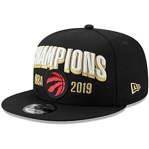 on sale 10ec6 176d5 Men s Toronto Raptors New Era Black 2019 NBA Finals Champions Locker Room 9FIFTY  Snapback Adjustable Hat