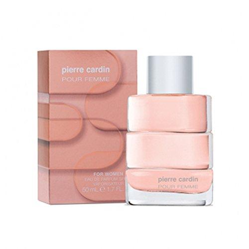Amazoncom Pierre Cardin Eau De Parfum Pour Femme 50 Ml Beauty