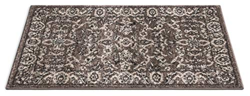 Well Woven 22983 Sydney Vintage Carleton Natural Traditional French Country Oriental Accent Area Rug 2'3