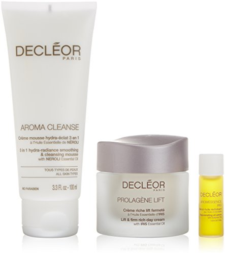 Declèor Oils Wonderland Ritual Care Anti-Aging Gift Box 3 Pieces