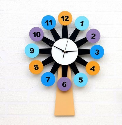 CLG-FLY silenciar el salón reloj/decoracion relojes #43 hacer la casa hermosa