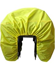 Bigsweety Bicycle Rain Cover Bike Rear Seat Carrier Bag Double Pannier Rain Cover