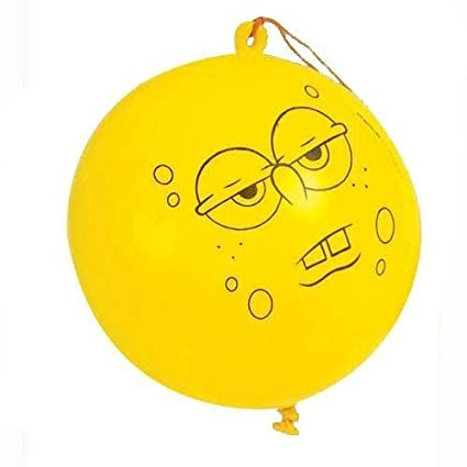 Amazon.com: Bob Esponja Punch Globos: Toys & Games