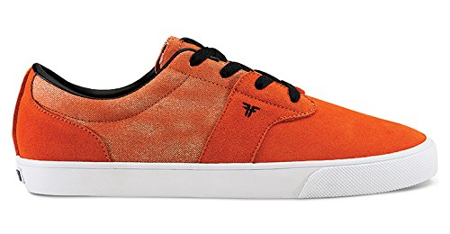 Fallen  Men's FA-Chief XL Skateboarding Shoe, Burnt Orange Acid, 11 M US (Fallen Skate Shoes)
