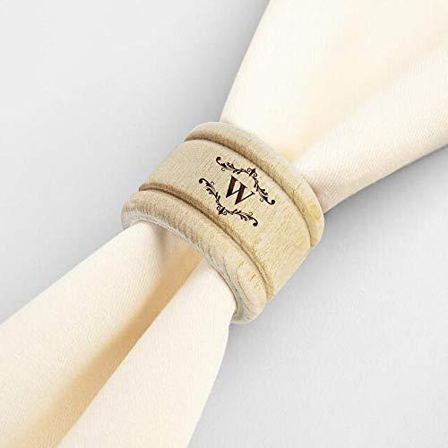 Napkin Holder Vintage Custom Engraved Napkin Holder Personalized Napkin Ring Wedding Napkin Ring Napkin Rings Wedding Napkin Holder Wood Napkin Wedding Favor