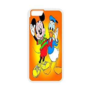 Generic Case Mickey Mouse and Donald Duck For iPhone 6 4.7 Inch T6N128342